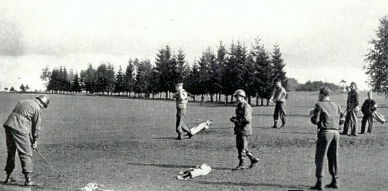 GOLFOVÁ HISTORIE: MARIÁNSKÉ LÁZNĚ 1935-1945