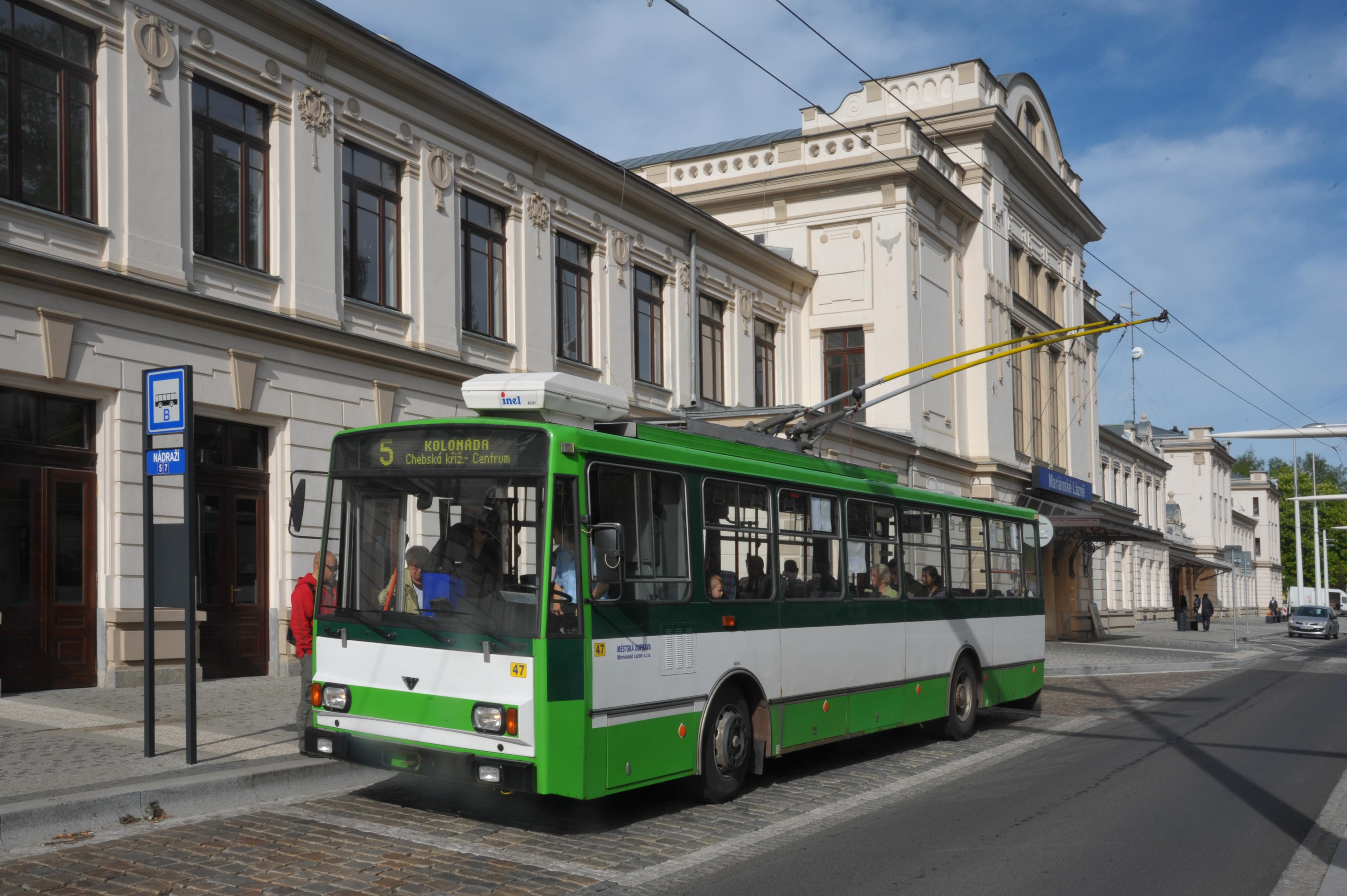 Trolejbusy: Ovzduší nebylo jediným důvodem dotačního neúspěchu