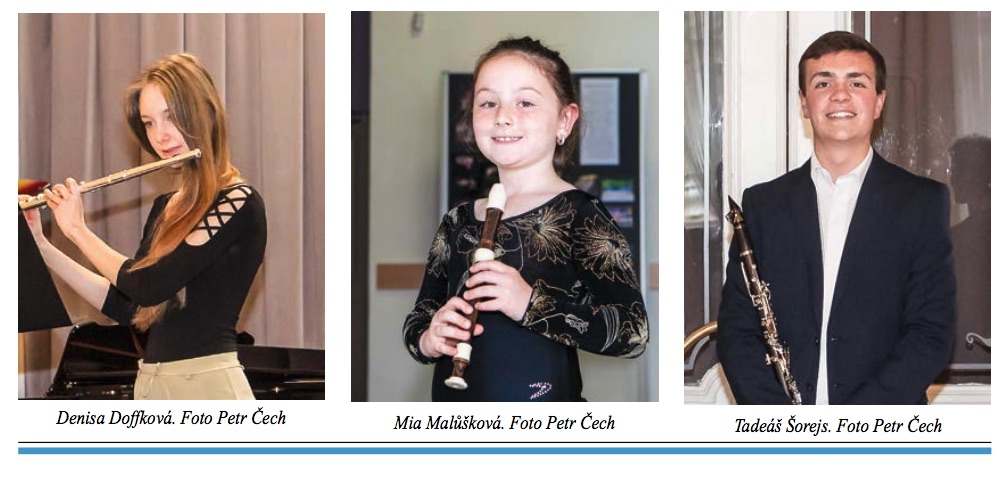 Žáci mariánskolázeňské ZUŠky uspěli v národním finále