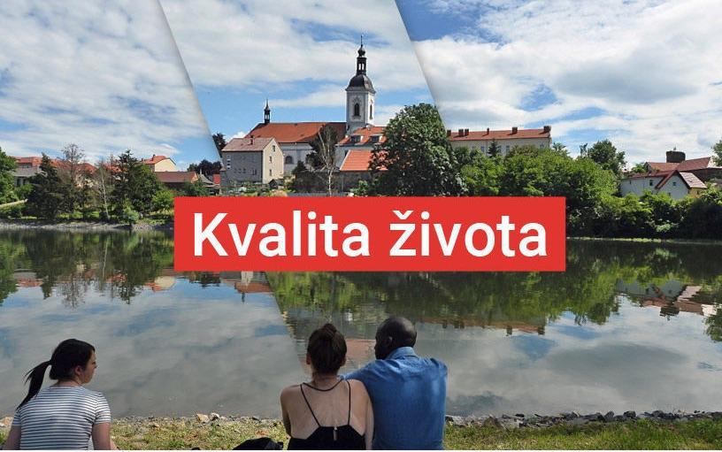 Kde se v Česku nejlépe žije? Z 206 porovnávaných měst obsadily Mariánské Lázně 154. místo