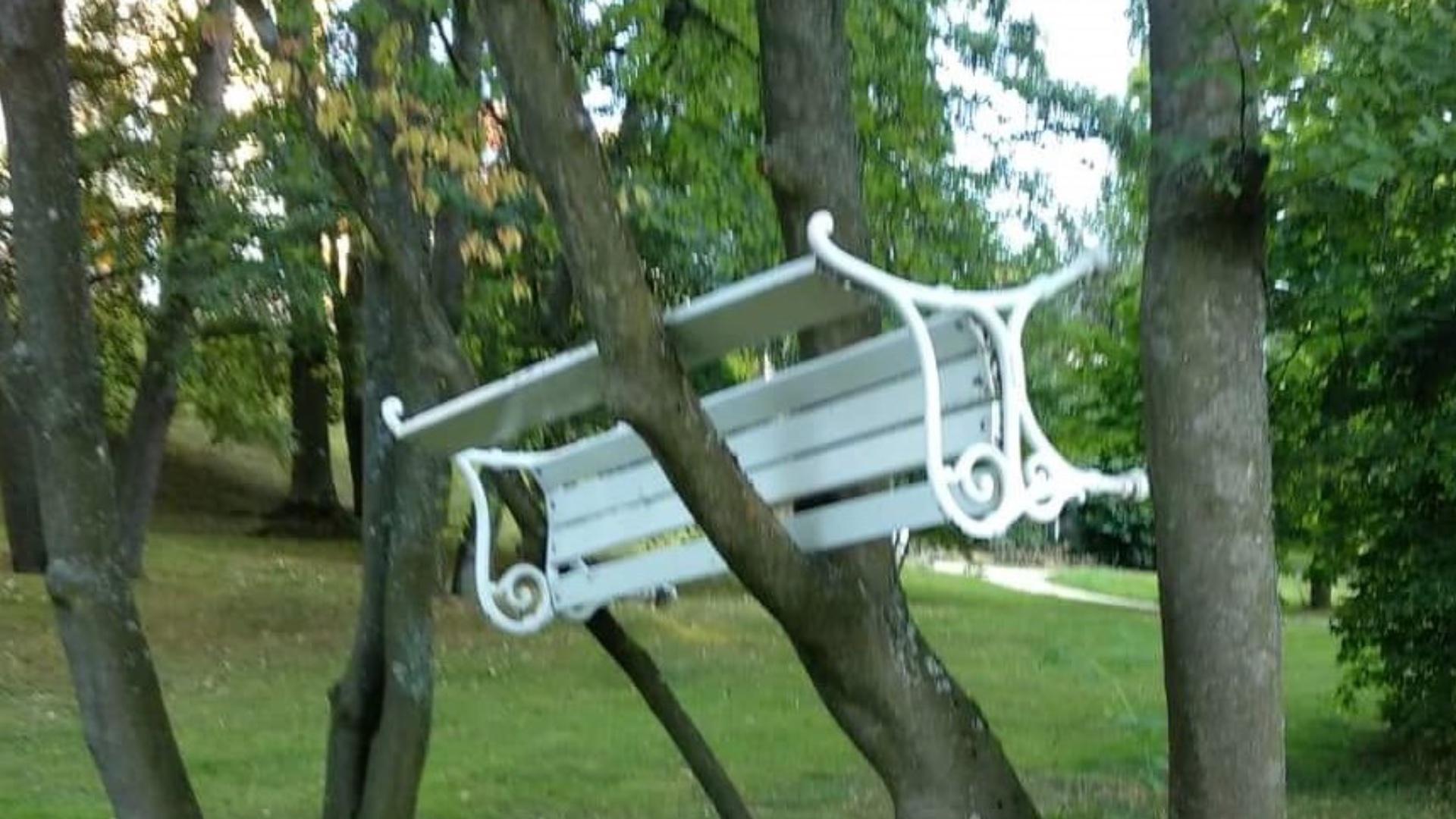 Ve městě chybí lavičky. Mohou za to vandalové i nedostatečné množství