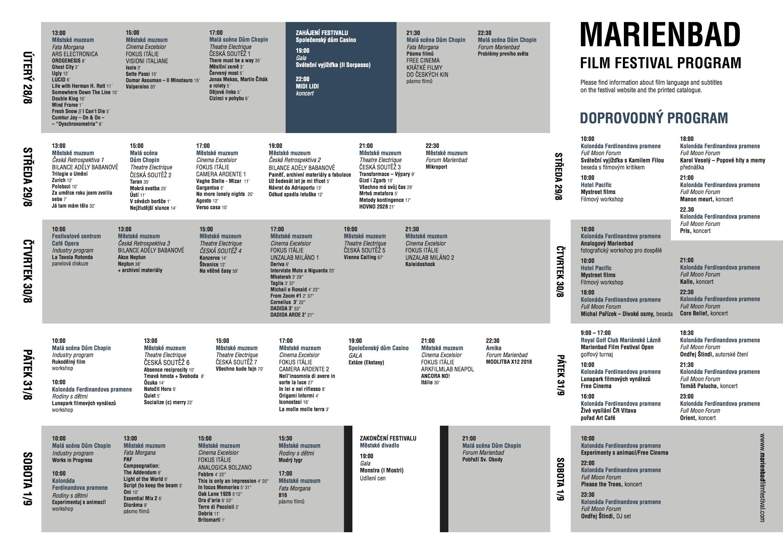 Marienbad_2018_program