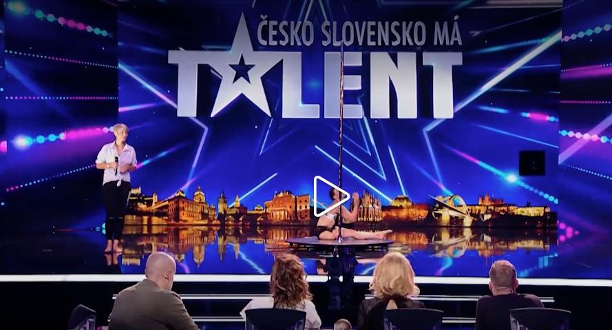 Mariánskolázeňské duo okouzlilo soutěž Česko Slovensko má talent